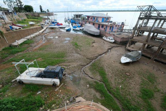Continúa la bajante extraordinaria del río Paraná y hay reducción en la navegación