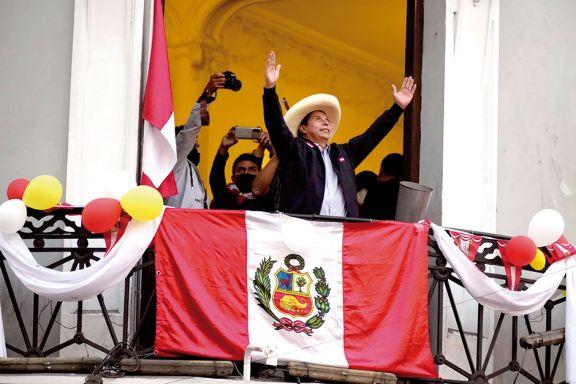 "Pedro Castillo afirmó que hará respetar ""la voluntad popular"""