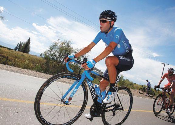 Sepúlveda será el representante argentino en ciclismo de ruta en Tokio