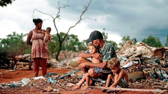 Aseguran que sin ayuda social la pobreza se habría triplicado