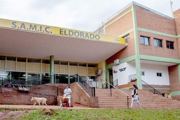 El Ala Covid del Samic Eldorado tiene 80% de internación