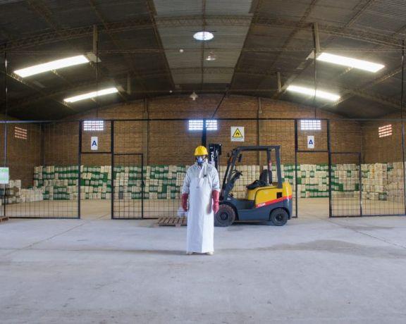 CampoLimpio avanza hacia el establecimiento de centros de almacenamiento de envases vacíos en Misiones