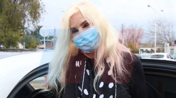 Coronavirus: Susana Giménez fue internada  y le harán una serie de estudios