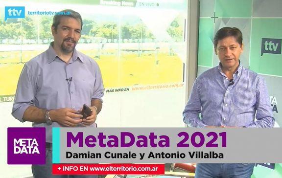 MetaData #2021: Un programa electoral
