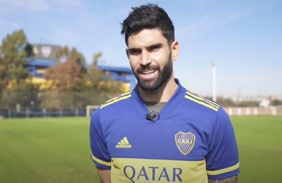 """Boca presentó oficialmente a Orsini: """"Me siento preparado para enfrentar este desafío"""""""