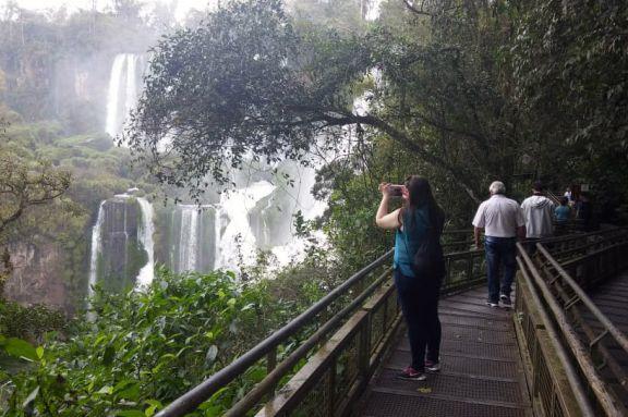 Este fin de semana el Parque Nacional Iguazú permanecerá cerrado