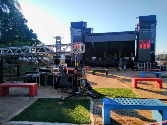 Hoy se realizará el Primer Festival de Chamamé de las Tres Fronteras