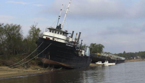 """El río Paraná por debajo del límite de aguas bajas: """"podría aproximarse a los mínimos históricos"""""""