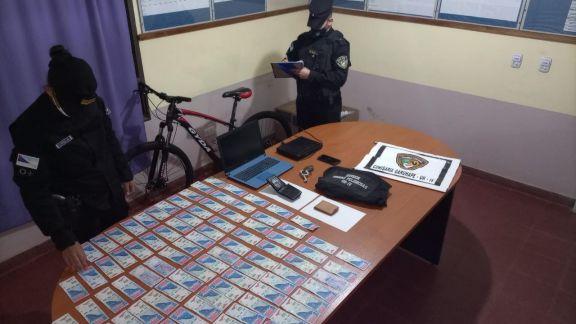Recuperaron objetos robados tras allanamientos en Garuhapé