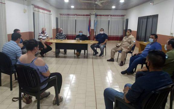 El Comité de Crisis resolvió suspender varias actividades a partir del lunes en Andresito
