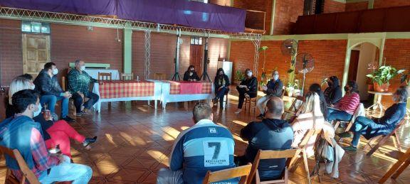 Reunión para evaluar el sector turístico en San Ignacio