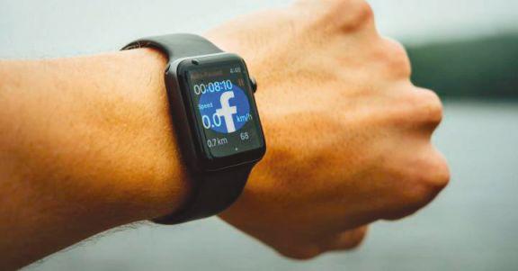 Facebook fabrica el Smartwatch, su primer reloj inteligente