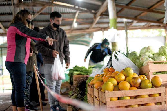 Subió 0,9% la brecha de precios entre colonos y consumidores