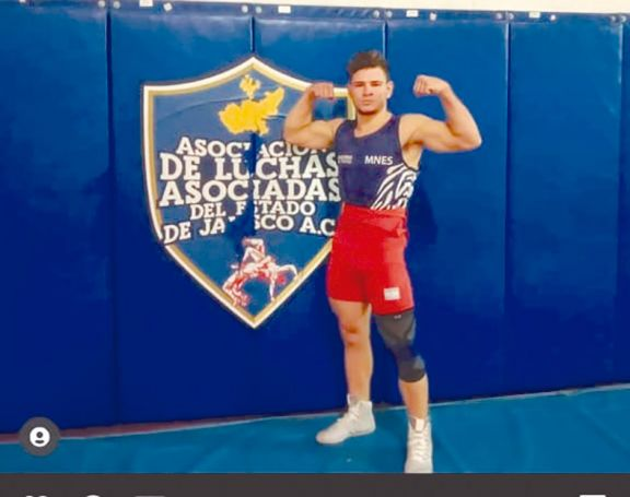 Lucha: Mauricio Lovera cumplió su meta y ganó el boleto a Cali