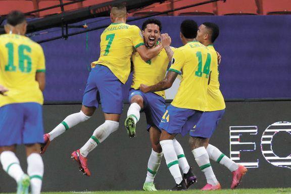 Brasil se mide con Perú en el plato fuerte de la jornada