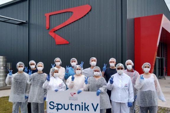 Richmond terminó el primer lote de las vacunas Sputnik V