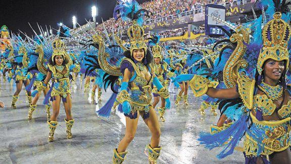Río ensayará un carnaval para probar la inmunidad colectiva