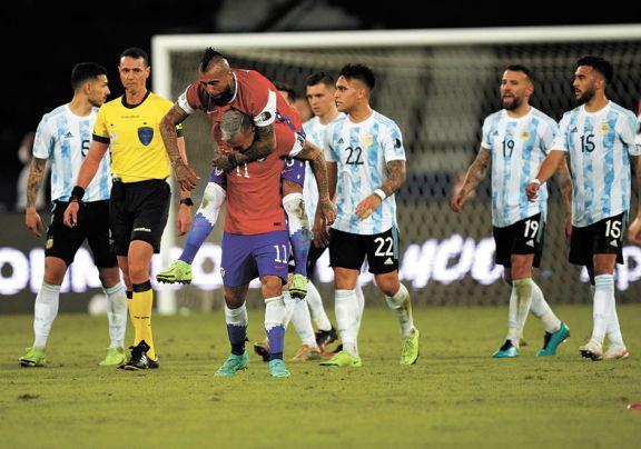 Chile, dolor  de cabeza también en copa América