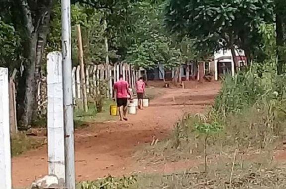 Iguazú: la Dirección de Niñez intervino en el caso de la mujer quemada por su pareja
