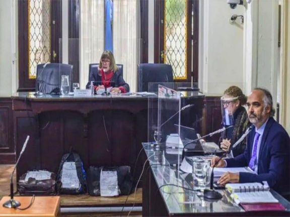 Condenado por prostituir a una misionera recibió una nueva pena de prisión por amenzar a dos juezas