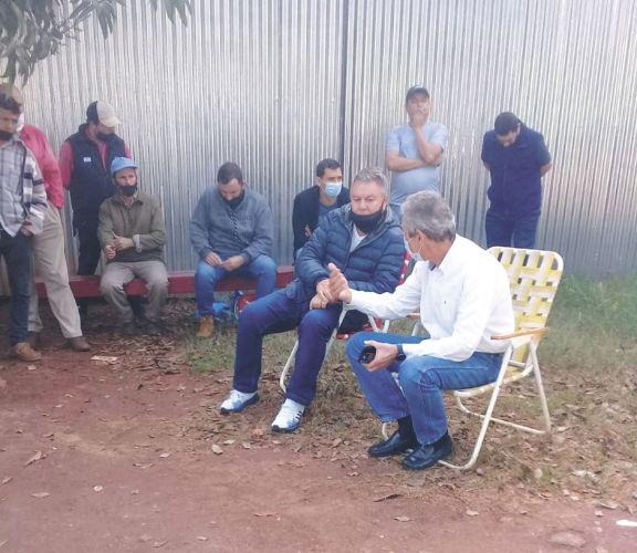 En Oberá anunciaron paro de colectivos por tiempo indefinido