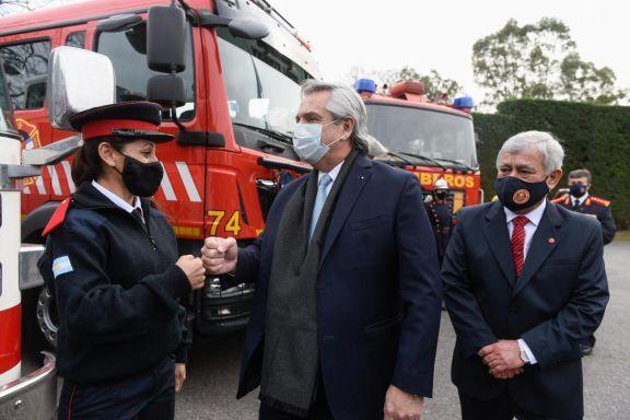 Se promulgó la ley de asistencia y beneficios para las asociaciones de bomberos voluntarios