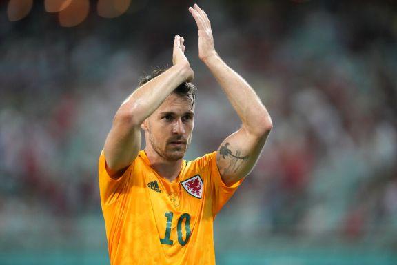 Gales le ganó a Turquía y quedó a un paso de los octavos de la Eurocopa