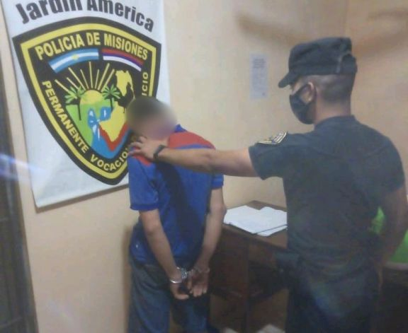 Jardín América: siguen los ataques a machetazos