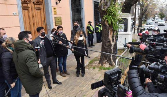 La enfermera que intentó reanimar a Maradona ratificó que nunca pudo tomarle los signos vitales
