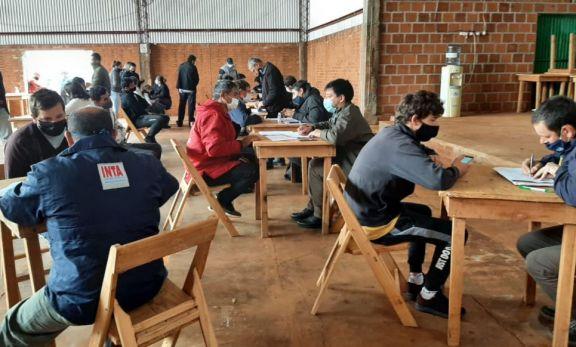 Ruíz de Montoya: asisten a productores de sandía que fueron afectados por la sequía