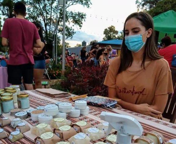 Montecarlo: la Feria Joven con productos especiales para regalar por el día del Padre