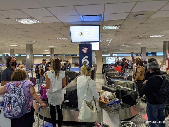 Nueve aislados en Misiones al volver al país con Covid