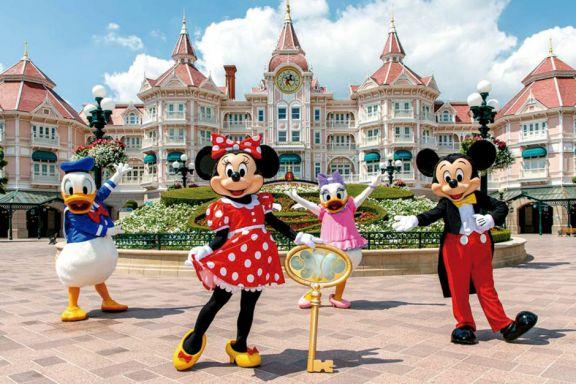Francia: reabrió Disneyland  París tras ocho meses de cierre