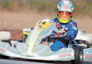Karting: Mairu y Chicho salen a pista en Zárate