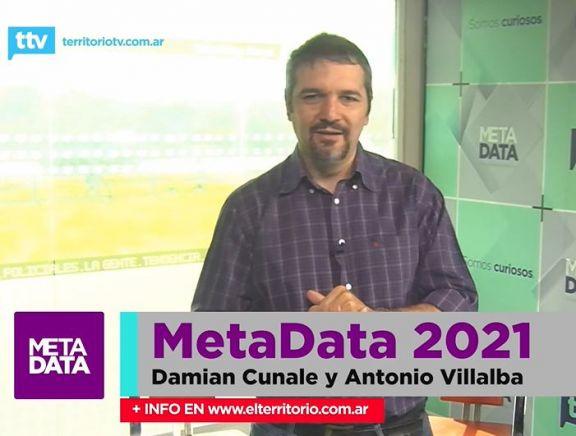 MetaData #2021: Un conductor solitario