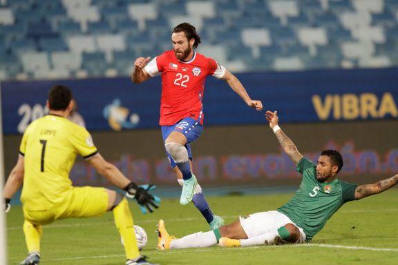 Copa América: Chile venció a Bolivia y lidera el grupo de Argentina