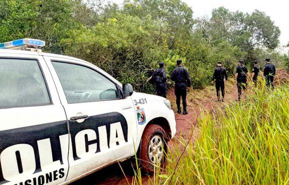 Se cumple un mes sin novedades  de Antonio Champe en San Javier