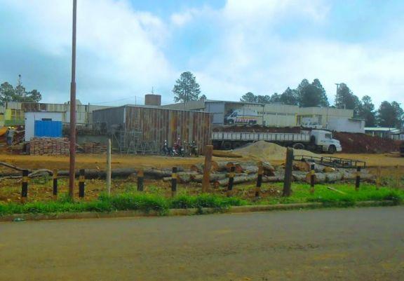 Avanzan los trabajos previos a las ampliaciones del hospital de Bernardo de Irigoyen