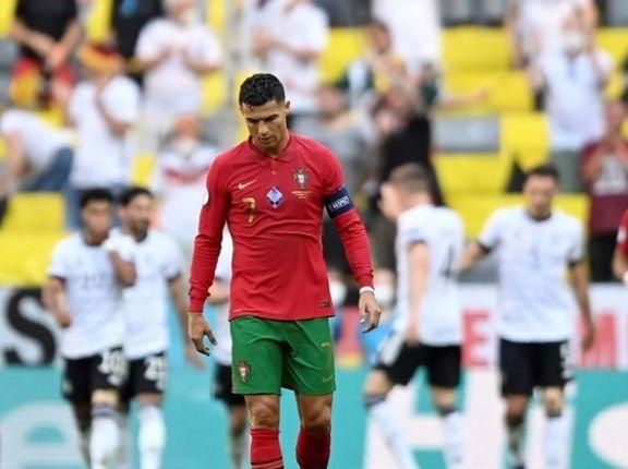 Alemania goleó 4 a 2 a la Portugal de Ronaldo en un partidazo