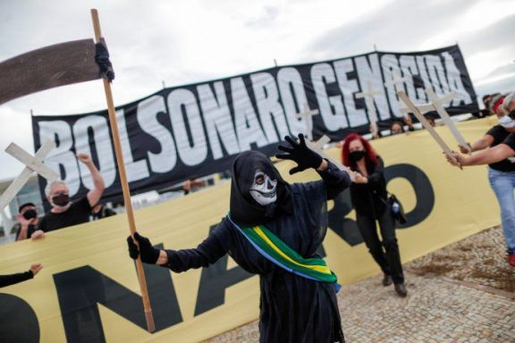 Brasil superó las 500.000 muertes por Covid-19