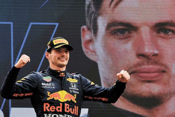 Verstappen cazó una gran victoria