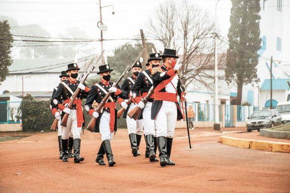 Los guardianes de Belgrano