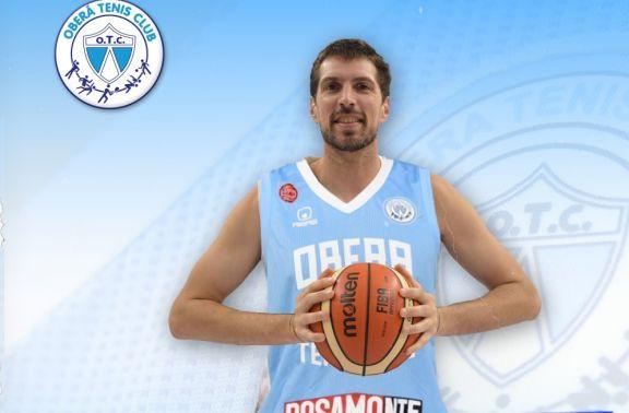 Facundo Giorgi regresa a OTC tras más de diez años