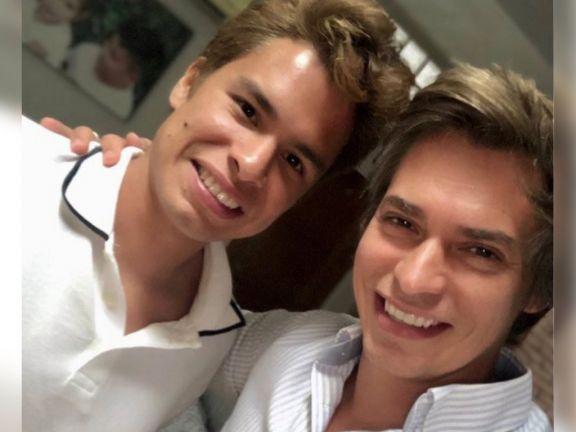 Carlos Baute reconoció públicamente a su hijo José Daniel, al que tuvo a los 15 años
