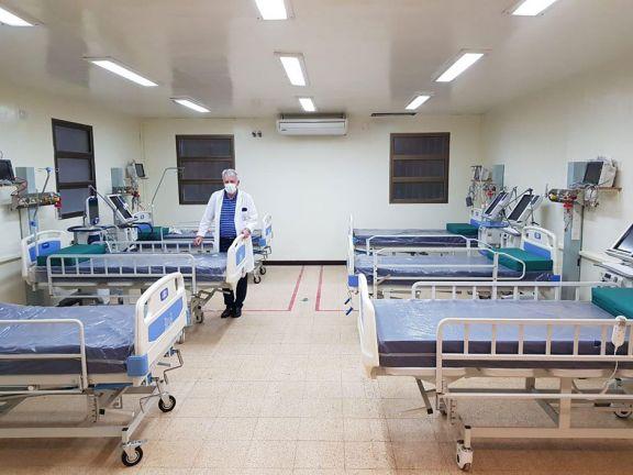 Coronavirus: suman quince camas de terapia intensiva en nosocomios de Posadas