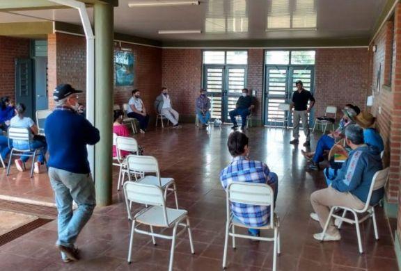 San Pedro: proyectan una feria franca en Siete Estrellas