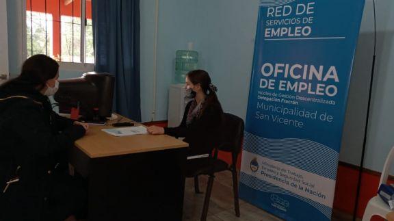 Desde hoy funciona una Oficina de Empleo en Fracrán