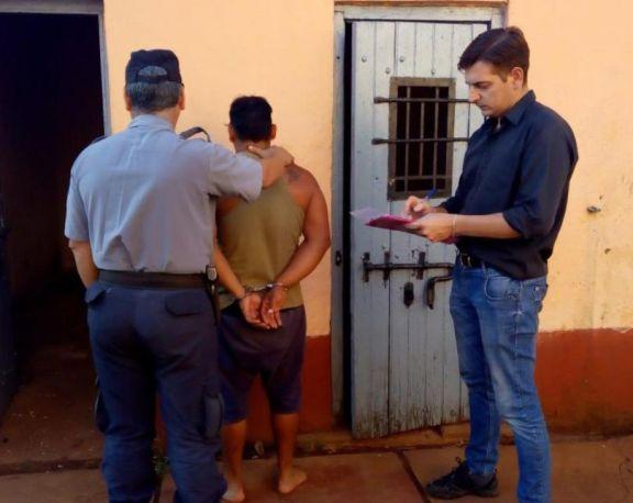 Dos años de prisión en suspenso por robar a una comerciante en San Ignacio