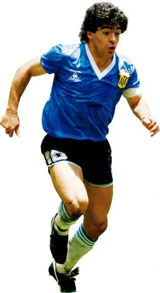 ¿Dónde está la camiseta más importante de Diego Maradona?