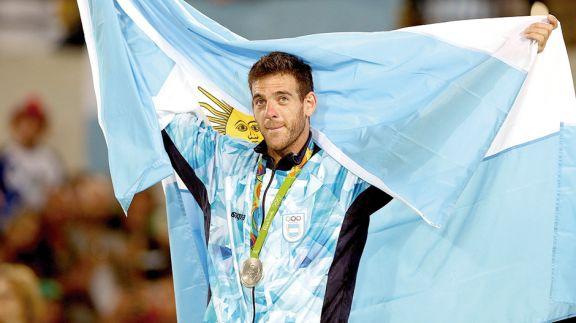 Delpo no llega bien para Tokio  y se bajó del sueño olímpico